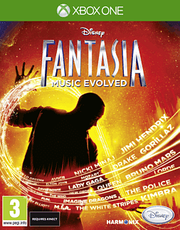 Fantasia: Music Evolved Xbox One