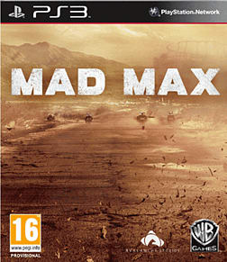 Mad Max PlayStation 3