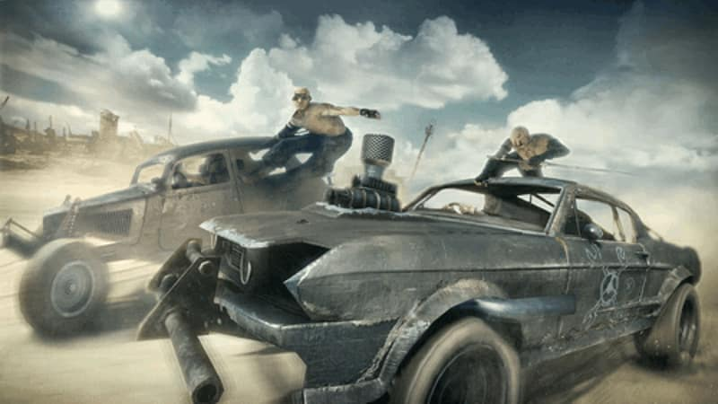 Mad Max on PlayStation 3 at GAME