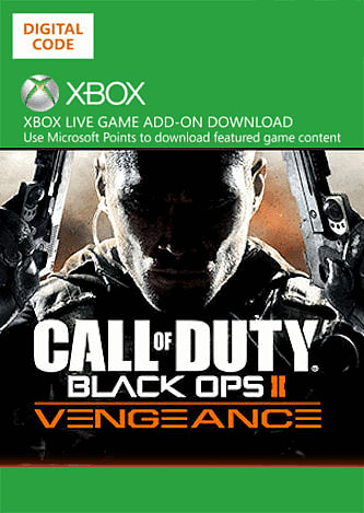 Call of Duty Black Ops 2 Vengeance for Xbox LIVE on Xbox 360 at GAME