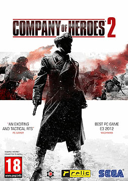 Company of Heroes 2 PC Games Cover Art