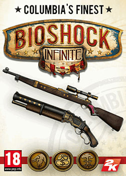 BioShock Infinite DLC - Columbia's Finest PC Games