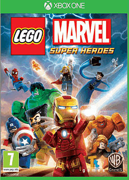 LEGO Marvel Super Heroes on Xbox One at GAME