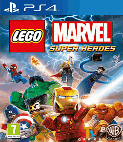 LEGO Marvel Super Heroes PlayStation 4