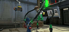 LEGO Marvel Super Heroes screen shot 2