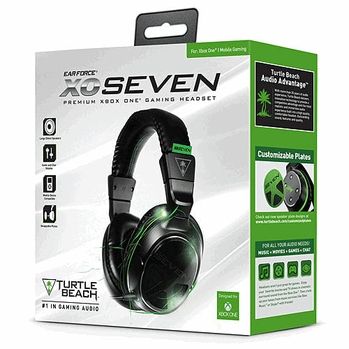 Turtle Beach Ear Force XO Seven Headset for Xbox One at GAME
