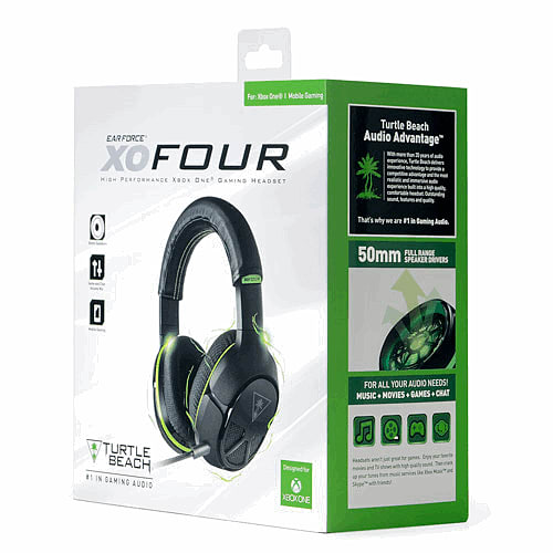 Turtle Beach Ear Force XO Four Headset for Xbox One at GAME