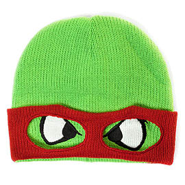 Teenage Mutant Ninja Turtles Beanie Hat - Raphael Clothing and Merchandise