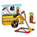 K'NEX: Angry Birds Black Bird Vs Small Minion Pig Toys and Gadgets