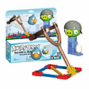 K'NEX: Angry Birds Blue Bird Vs Helmet Pig Toys and Gadgets