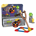 K'NEX: Angry Birds Space Fire Bomb Bird Vs Small Minion Pig Toys and Gadgets