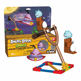 K'NEX: Angry Birds Space Lazer Bird Vs Frozen Small Minion Pig Toys and Gadgets