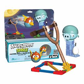 K'NEX: Angry Birds Space Lightning Bird Vs Frozen Helmet Pig Toys and Gadgets