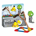K'NEX: Angry Birds Yellow Bird Vs Medium Minion Pig Toys