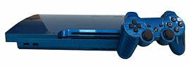 PlayStation 3 320GB Console - Carbon Blue PlayStation 3