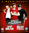 Scott Pilgrim vs. The World/Hot Fuzz/Shaun of the Dead Box Set Blu-Ray