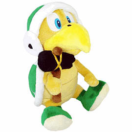 Sanei Super Mario Bros Plush - Hammer Brothers (18cm) Toys and Gadgets