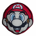 Sanei Super Mario Bros Plush Cushion - Mario (33cm) Toys and Gadgets