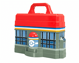 Pokemon Centre Play 'n' Store Case Toys and Gadgets