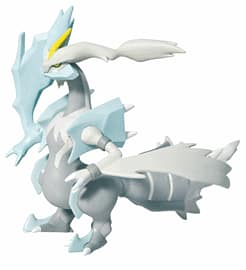 Pokemon: Articulated Vinyl Figures - White Kyurem (20cm) Toys and Gadgets