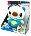 Pokemon: Transforming Poke Ball Plush - Oshawott (20cm) Toys and Gadgets
