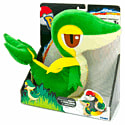 Pokemon: Transforming Poke Ball Plush - Snivy (20cm) Toys and Gadgets