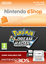 Pokemon Dream Radar Nintendo 3DS