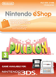 Pullblox Nintendo 3DS Cover Art