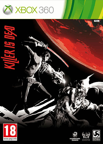 Killer Is Dead for Xbox 360 and PS3 at GAME