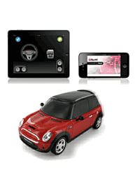 BeeWi Bluetooth Controlled Mini Cooper S Toys and Gadgets