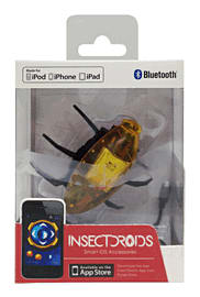 d-Red iNSECT Droids Yellow Toys and Gadgets