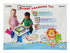 d-Red My Learning Table Toys and Gadgets
