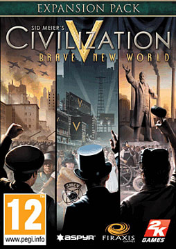 Sid Meier's Civilization V: Brave New World (Mac) Mac Cover Art