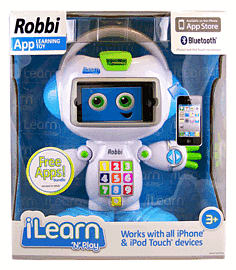 iLearn 'N' Play Robbi Toys and Gadgets