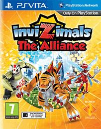 Invizimals: The Alliance PS Vita