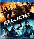 GI Joe: Retaliation Blu-Ray