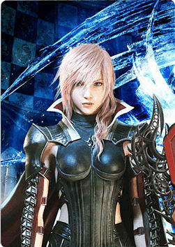 Lightning Returns: Final Fantasy XIII Limited Edition Xbox-360 Cover Art