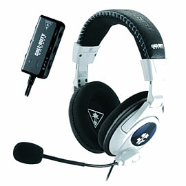 Turtle Beach Call of Duty: Ghosts Shadow Limited Edition Headset Accessories