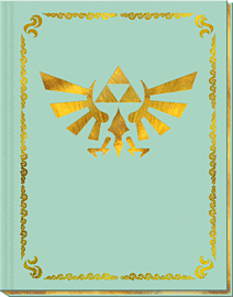 The Legend of Zelda: The Wind Waker HD Official Collector's Edition Game Guide Strategy Guides and Books