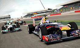 F1 2013 screen shot 2