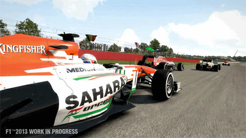 F1 2013 Preview for Xbox 360, PlayStation 3 and PC at GAME