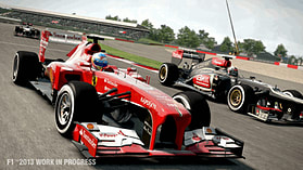 PS3 F1 2013 screen shot 1