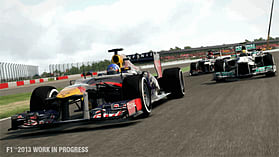 PS3 F1 2013 screen shot 2
