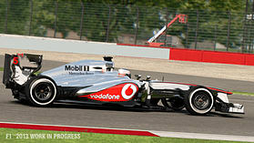 F1 2013 screen shot 3