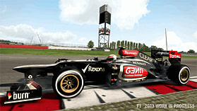 PS3 F1 2013 screen shot 5