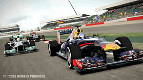 PS3 F1 2013 screen shot 6