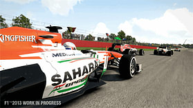 PS3 F1 2013 screen shot 7