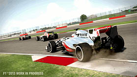 PS3 F1 2013 screen shot 8