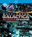 Battlestar Galactica: Blood & Chrome Blu-Ray