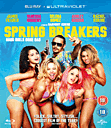 Spring Breakers Blu-Ray